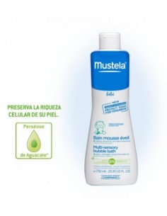 Baby gel Mustela baño 200 ml