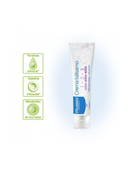 Mustela Nappie Cream 100