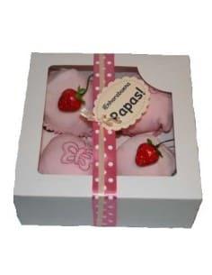 Cupcakes 4 unidades