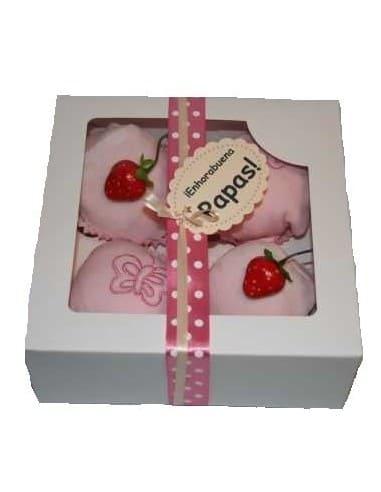 Cupcake 4 unidades
