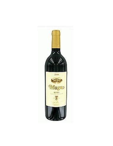 Caja regalo vino 2 botellas Muga Crianza