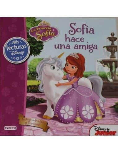 Libro Sofía hace una amiga