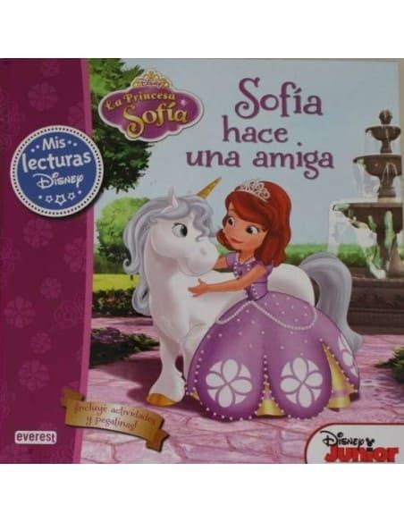Sofía hace una amiga Book