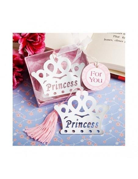 Punto de Libro Corona Princess