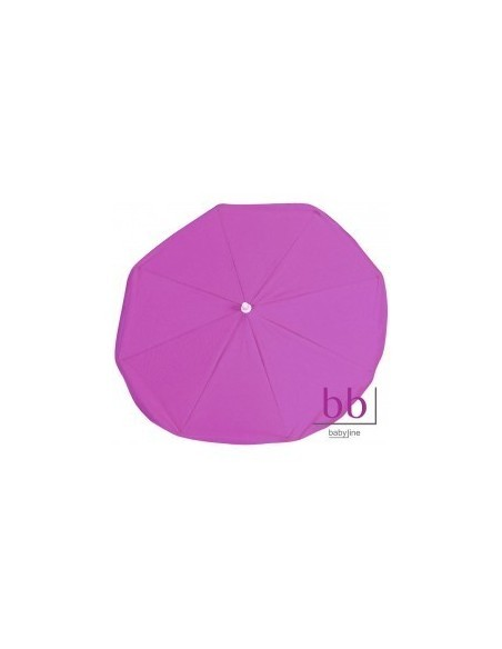 Sombrilla en color liso