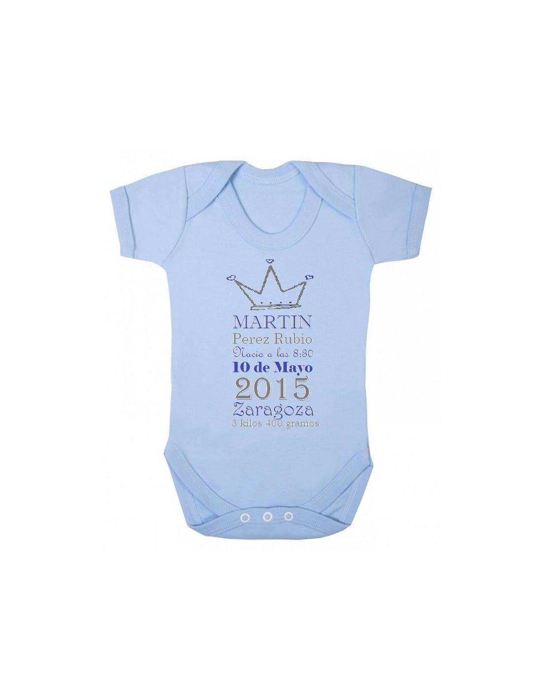 a40282534 ▷ Bodies Personalizados para Bebés. Entrega en 24h! - La Cestita ...