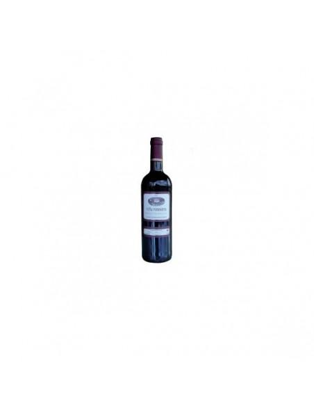 Botella de vino crianza 37cl personalizado con etiqueta