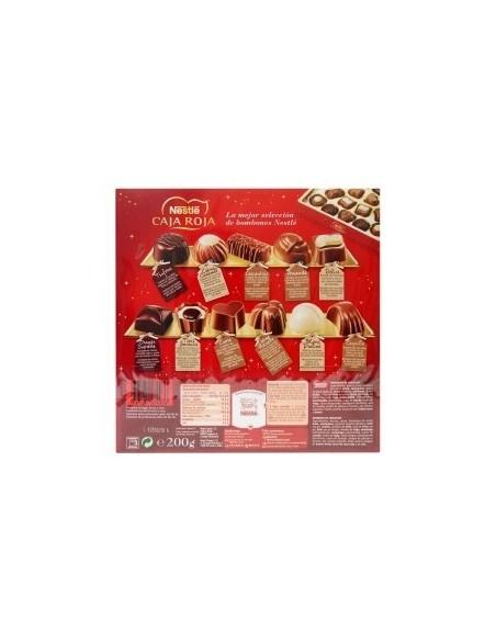 Caja de bombones Ferrero Rocher 16 unid