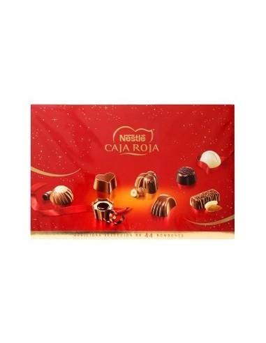 Bombones Caja Roja de Nestle 400 gr