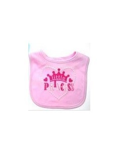 Prince or princess bib