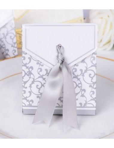 Caja elegante Lazo