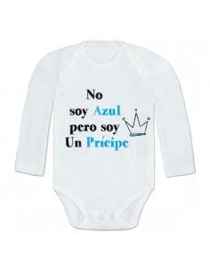 Body ''No soy Azul pero soy un Príncipe''
