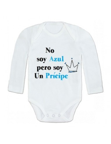 Personalized Body I'm not blue but I'm a prince