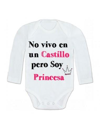 Body ''No vivo en un Castillo pero soy una Princesa''