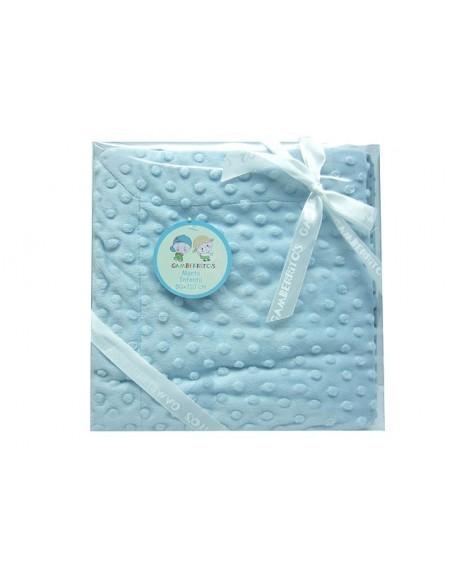 Cesta Chocolat Baby Azul
