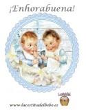Twins Nappies Cake nappies SpaTarta Rabbit Rabbit Twins Spa