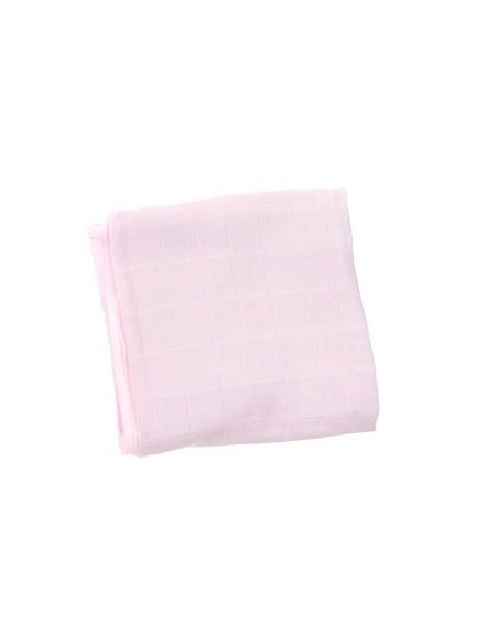 Muselina de algodón en color liso