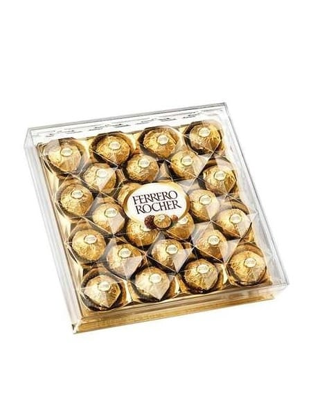 Ferrero Rocher 24 unid Box