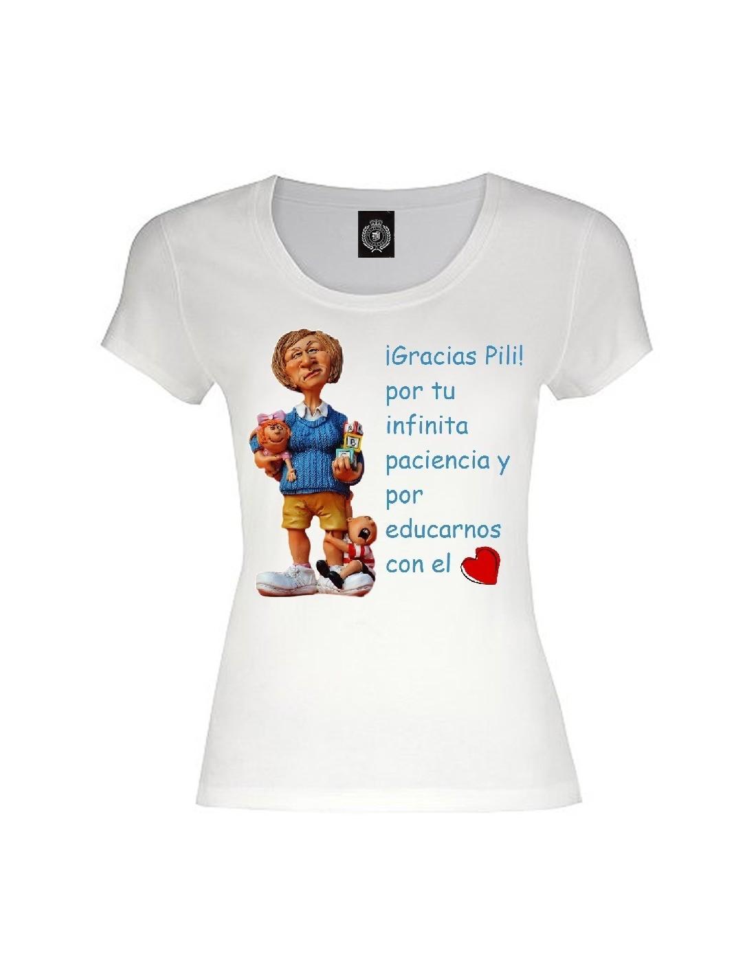 Camiseta personalizada profe en apuros eca6eabda3d76