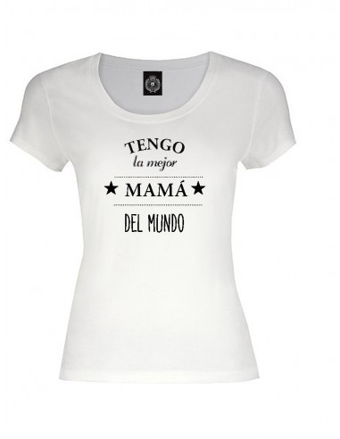 Camiseta personalizada Scrable madre