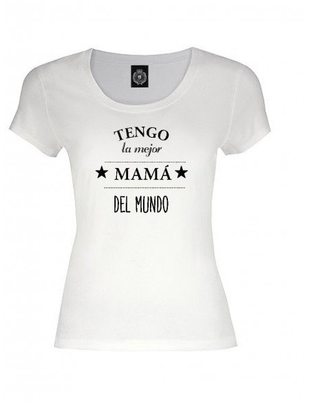 Camiseta personalizada Scrable madre