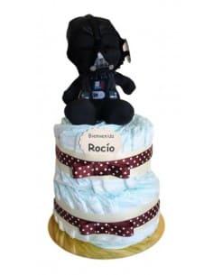 Tarta Stars Wars Darth Vader