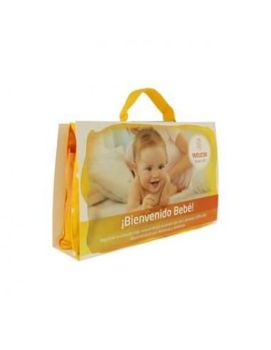 Set Bienvenido Bebé de Weleda + Cambiador de regalo