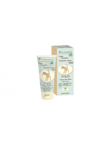 Crema protectora pañal Naturaverde Bio