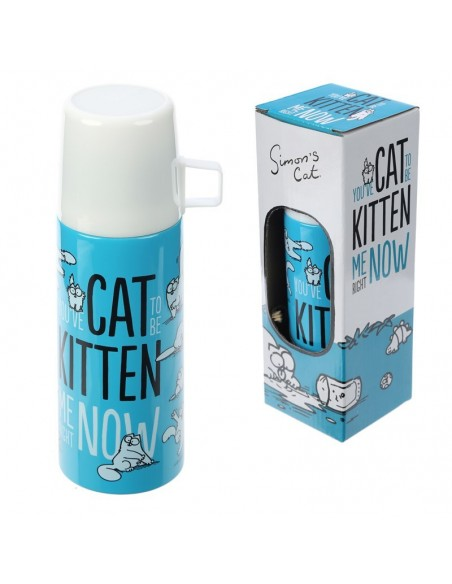 Termo acero inoxidable Simon's Cat 350 ml