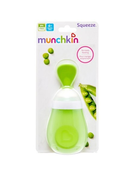 Cuchara dispensadora 150ml Squeeze de Munchkin