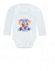 Body personalizado Dumbo