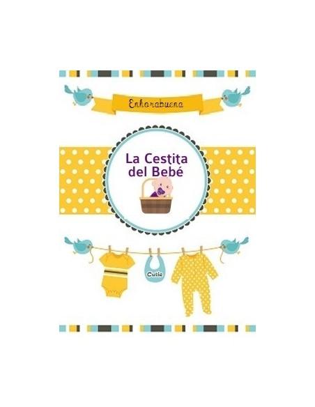 Canastilla Caricias