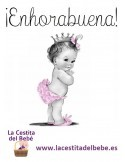 Canastilla Weleda Rosa