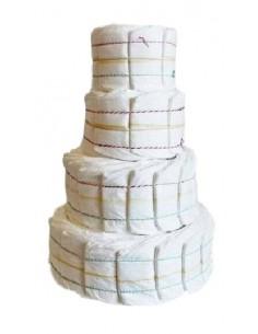 Base para tarta de pañales