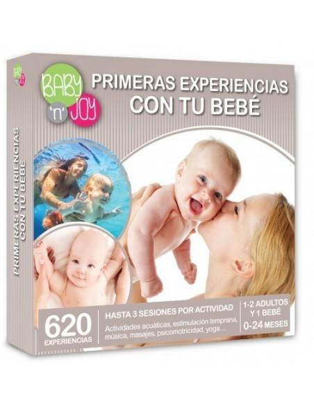 Disfruta con tu bebé