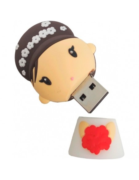MEMORIA USB NOVIO DISCO 4GB