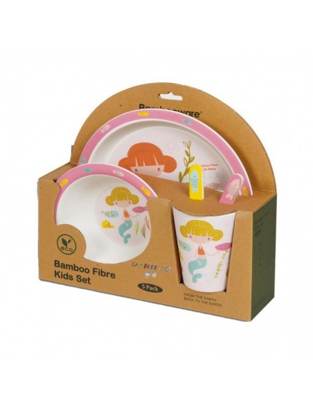Dishes for microwave 5 piece Winnie the Pooh