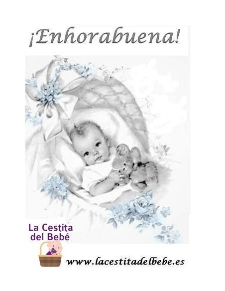 Cesta Gemelos Little