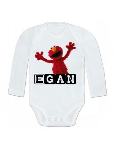 Body personalizado Elmo