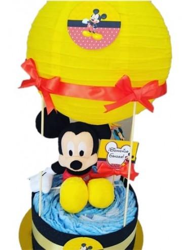 Canasta Globo con diseño de Mickey o...