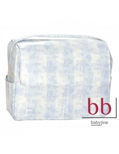 Bolso bebé Toile de Jouy