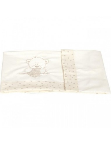 JJuego de sábanas de cuna 60 x 120 serie 31