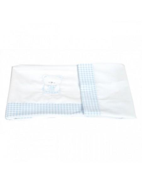 Juego de sábanas de cuna 60 x 120 serie 33, 34 y 35