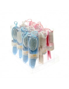 Set comb and brush