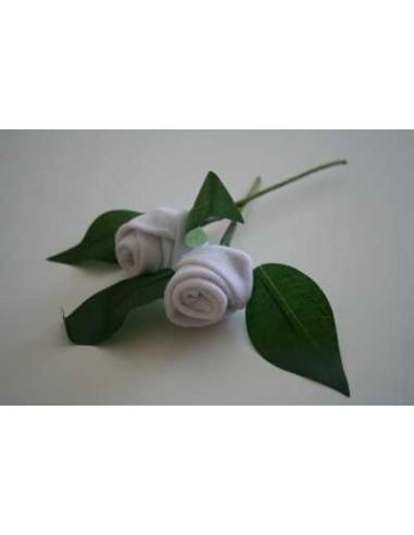 Par de Rosas de Calcetines